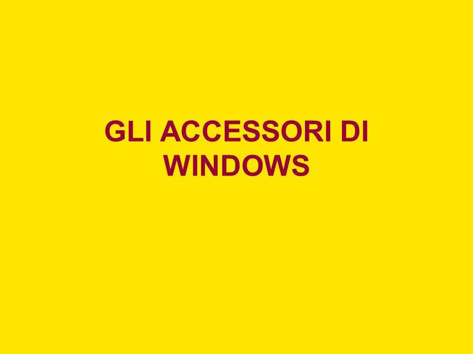 ACCESSO FACILITATO Utilizzo di una lente di ingrandimento Lente di ingrandimento è un utilità di visualizzazione di Windows Vista che facilita la lettura sullo schermo per gli utenti con difficoltà di visione.