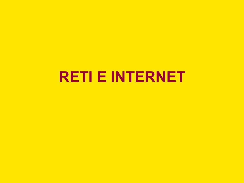 CREAZIONE DI UNA RETE WIRELESS Configurazione WI-FI La connessione wi-fi di base si comporta come quella ethernet quindi la sezione precedente è uguale.