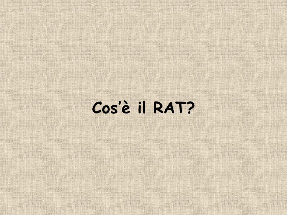 Cosè il RAT?