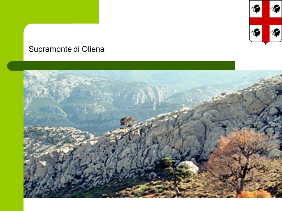 Supramonte di Oliena