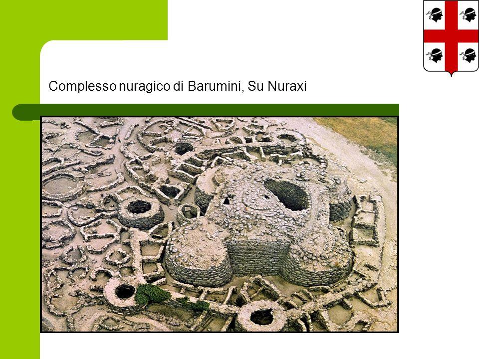 Complesso nuragico di Barumini, Su Nuraxi