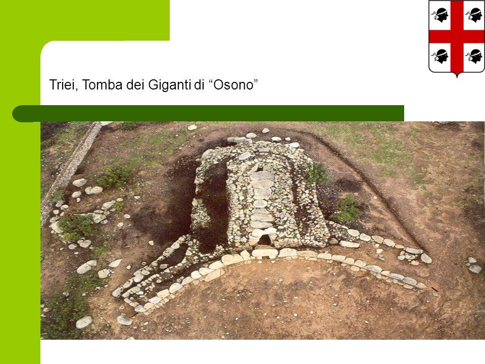 Triei, Tomba dei Giganti di Osono