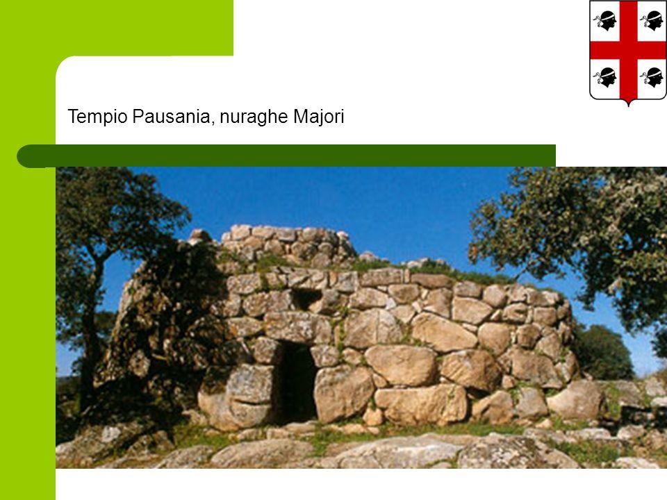 Tempio Pausania, nuraghe Majori