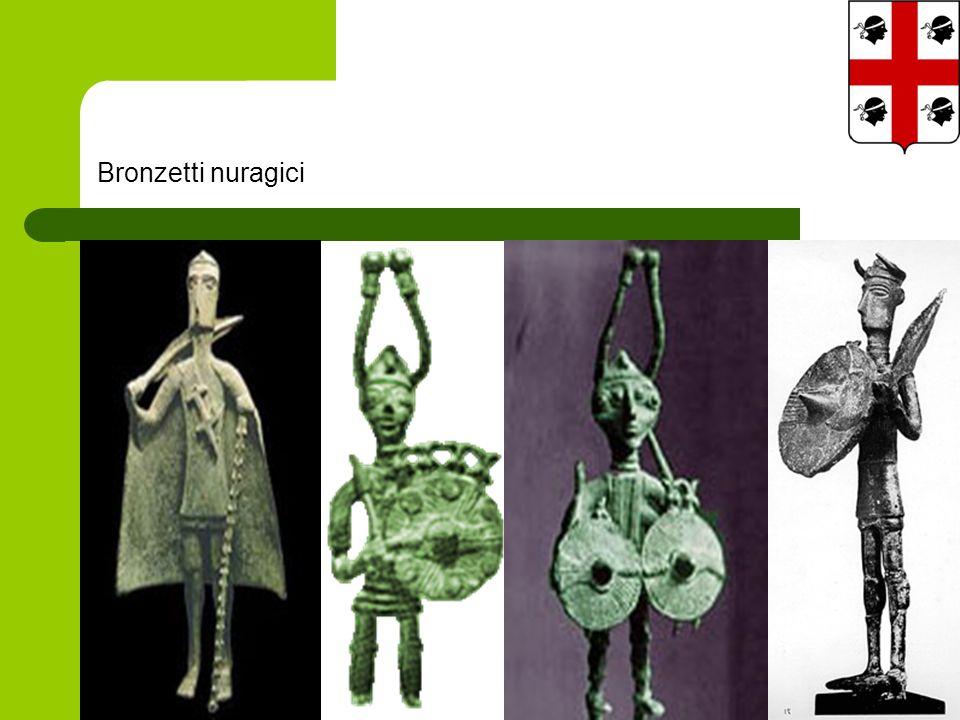 Bronzetti nuragici