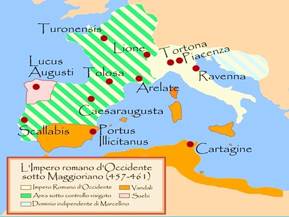 Regno dei Vandali sotto lImperatore Maggiorano (457-461)