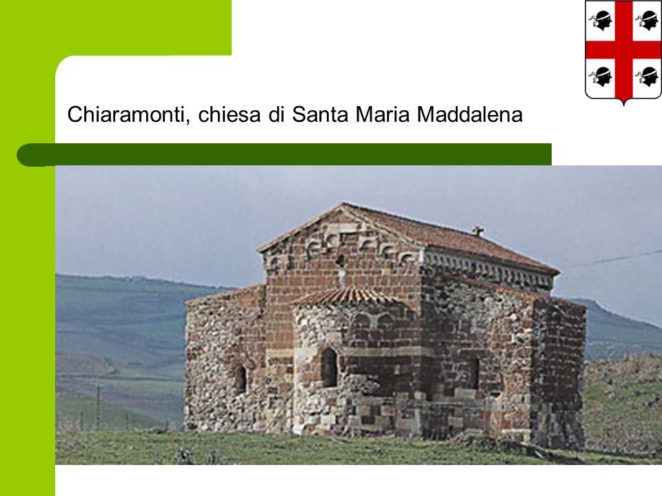 Chiaramonti, chiesa di Santa Maria Maddalena