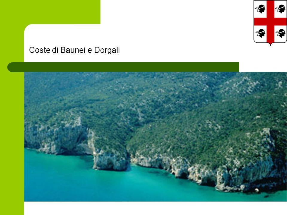 Coste di Baunei e Dorgali