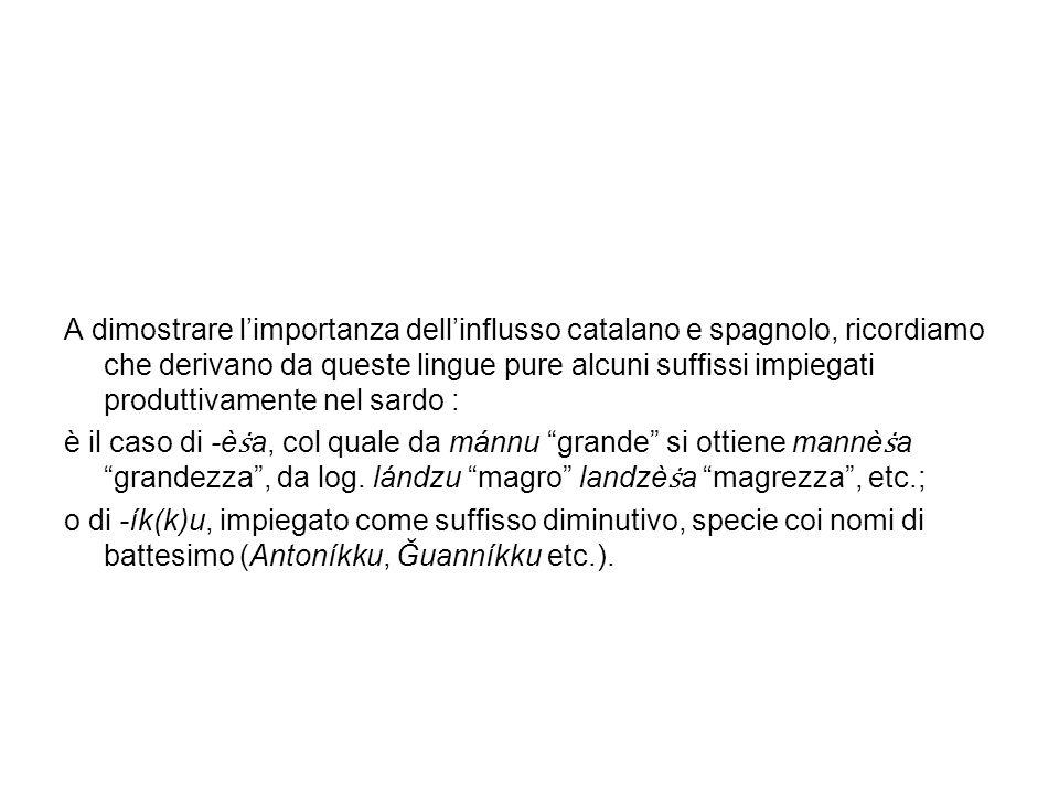 Breve bibliografia G.Paulis, Linflusso linguistico spagnolo, in F.