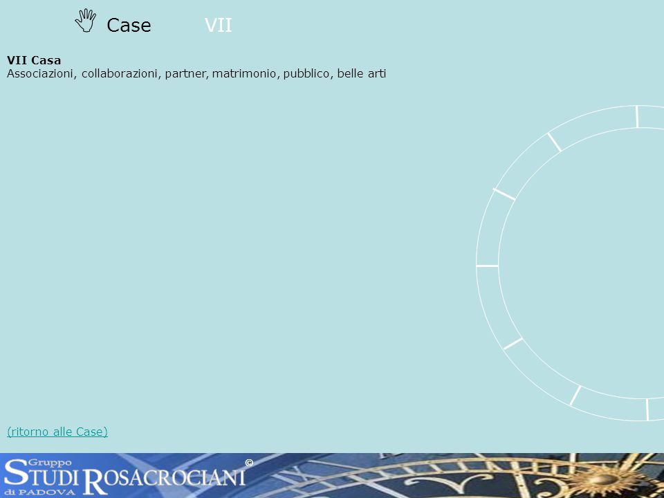 CaseVII VII Casa Associazioni, collaborazioni, partner, matrimonio, pubblico, belle arti (ritorno alle Case) ©