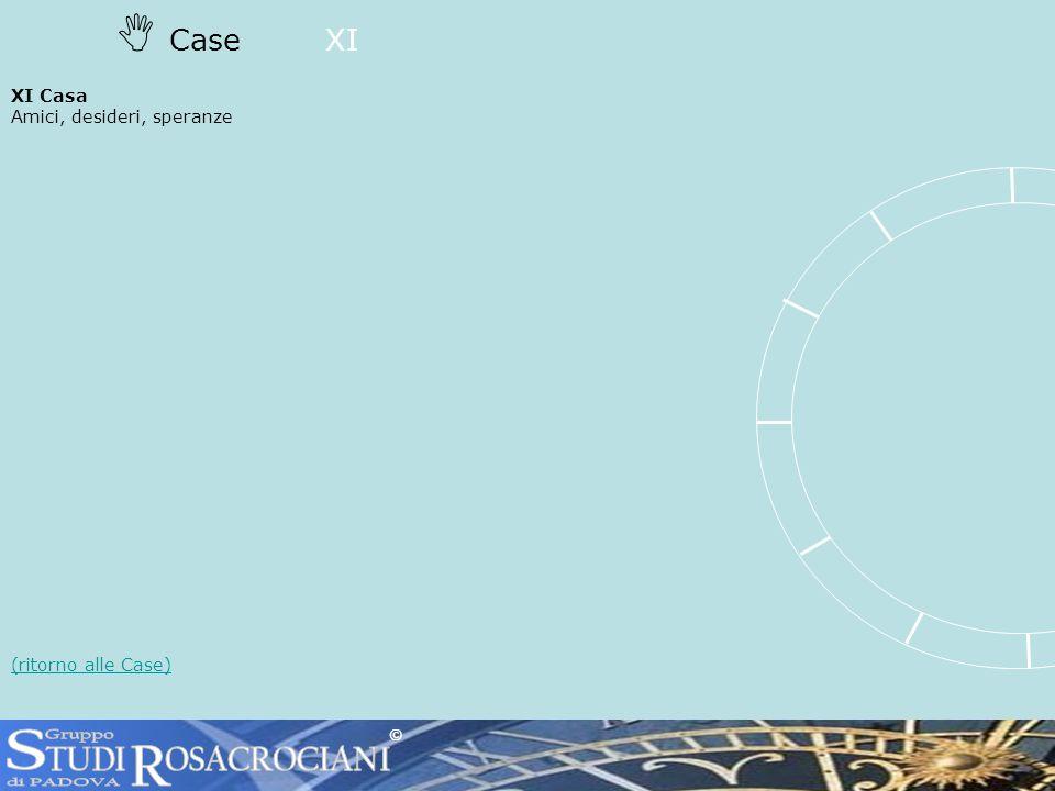 CaseXI XI Casa Amici, desideri, speranze (ritorno alle Case) ©
