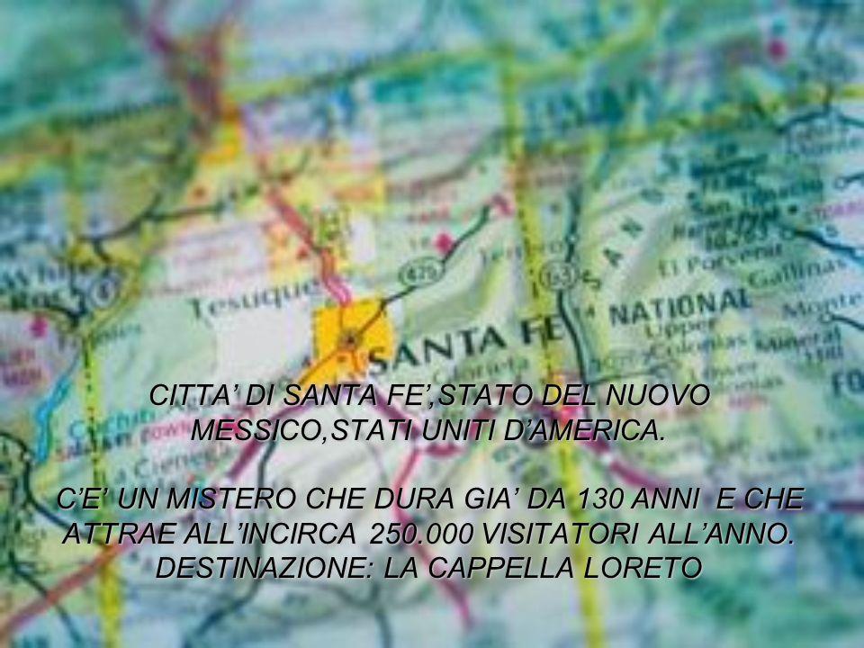 CITTA DI SANTA FE,STATO DEL NUOVO MESSICO,STATI UNITI DAMERICA.