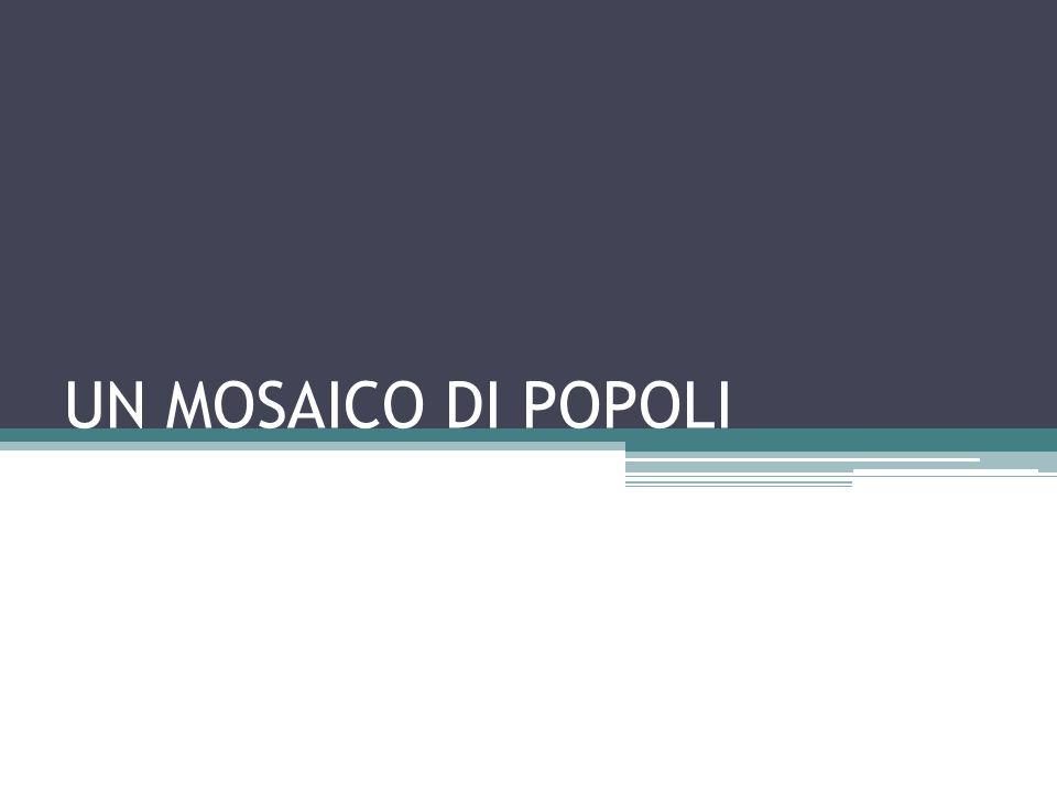 LItalia prima di Roma Tra Frosinone ed Isernia sono state ritrovate testimonianze risalenti allHomo erectus di 750 mila anni fa.