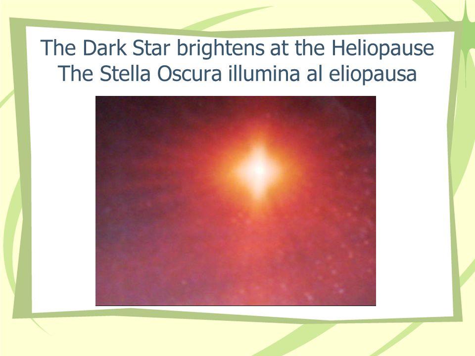 3) A planet of the Dark Star system 3) Un pianeta del sistema Stella Oscura