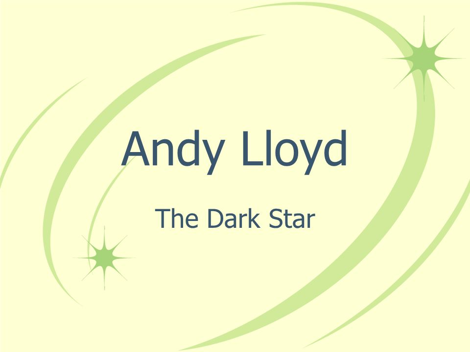 Andy Lloyd BSc (Hons) (1st Class Honours) in Chemistry Post-graduate work in Organic Chemistry Alternative Knowledge Author/Novelist Artist BSc (Hons) (1st Class Honours) in Chimica Post-laurea in Chimica Organica Conoscenza alternativa Autore / Romanziere Artista