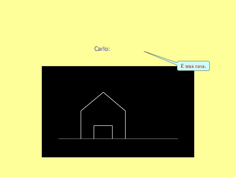 Carlo: É una casa.