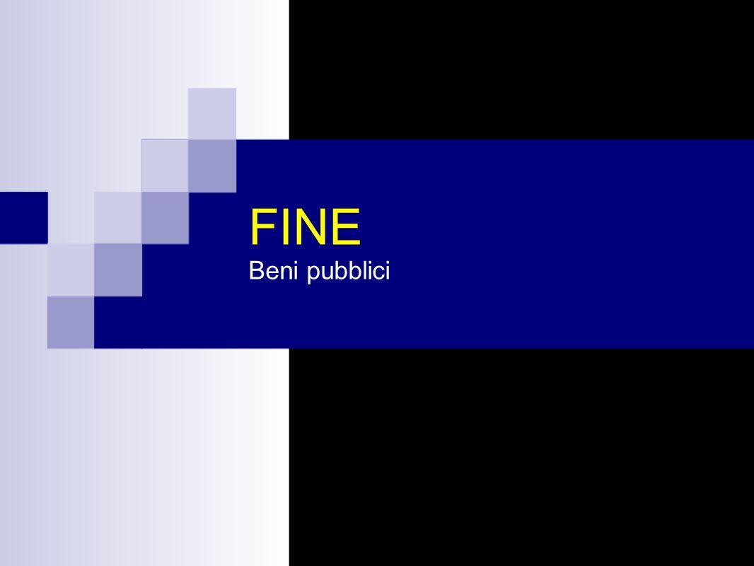 FINE Beni pubblici Capitolo 1