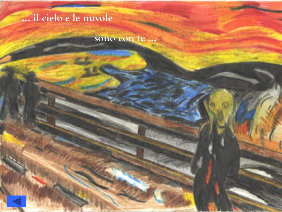 Ascolta Nuvole del cantautore Fabrizio De Andrè
