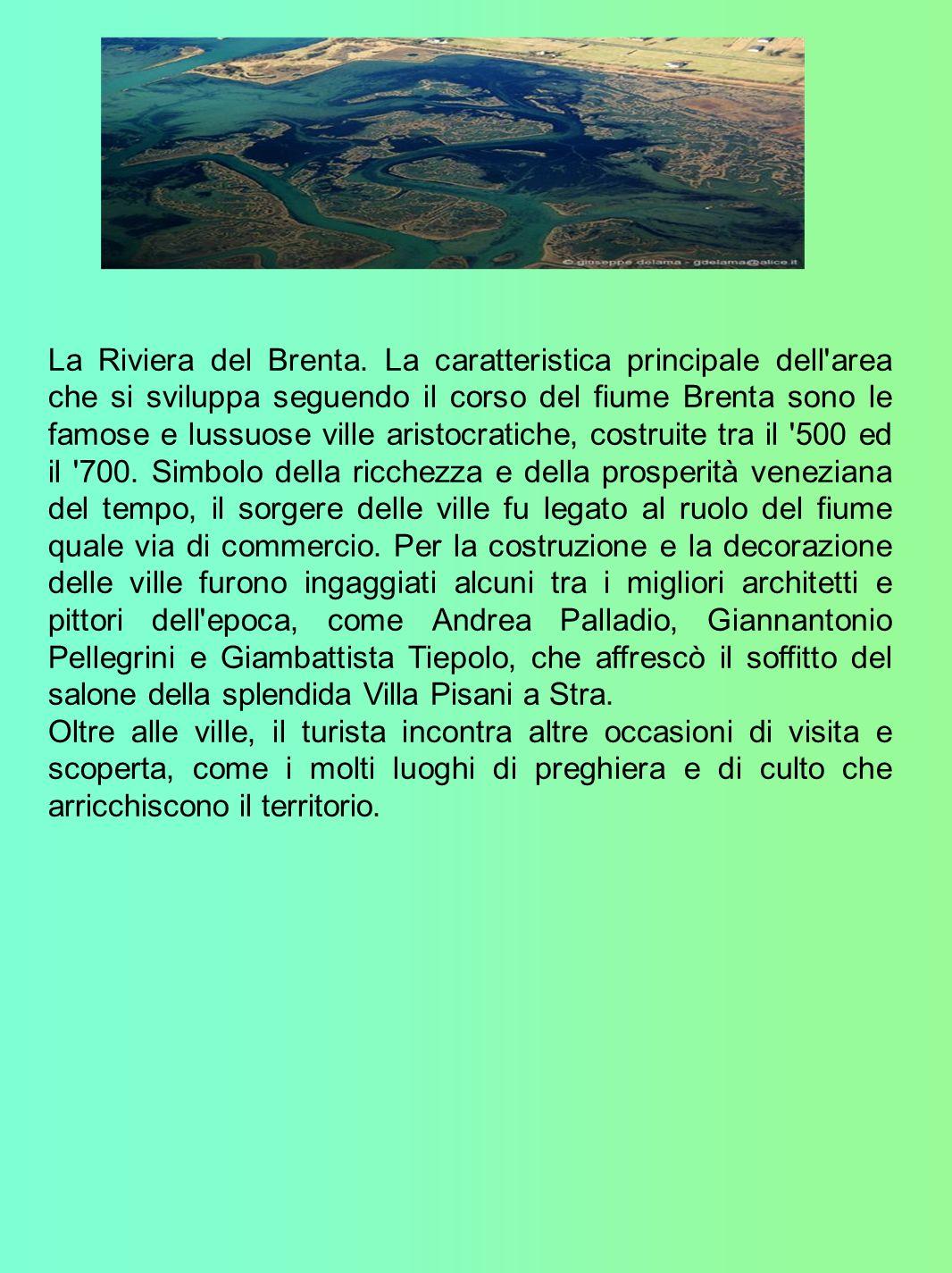 La Riviera del Brenta.