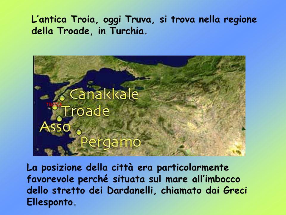 Troia: viaggio per immagini
