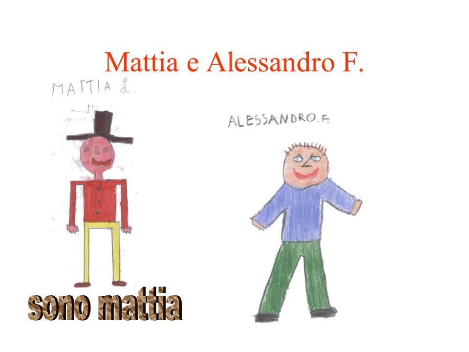 Mattia e Alessandro F.