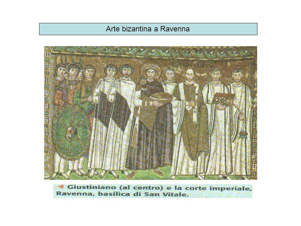 Arte bizantina a Ravenna