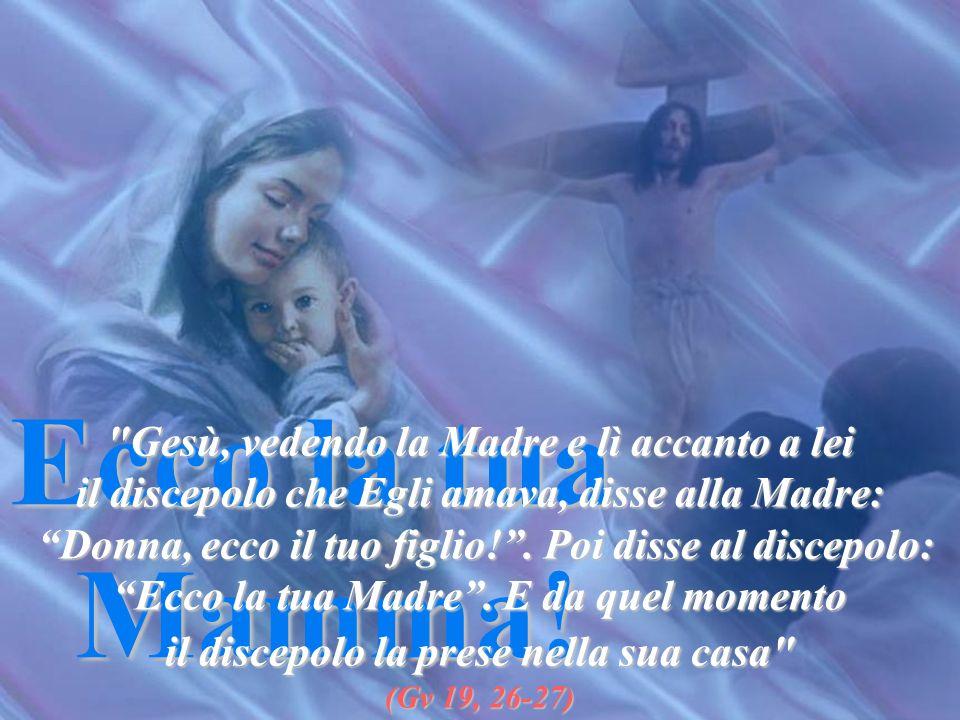 Maggio Mese della Vergine Maria Vogliamo incontrarti, guardarti, ascoltarti, stare insieme. Sentire su di noi il tuo sguardo. Uno sguardo di amicizia