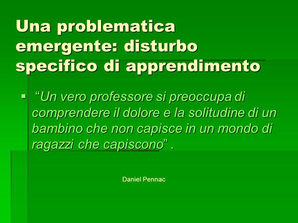 SCUOLA: Compiti 1.Comunicare le persistenti difficoltà 2.Individuare casi sospetti di DSA