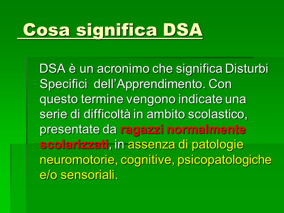 Art.3 Diagnosi.