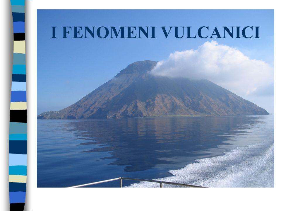 Un vulcano o edificio vulcanico è una manifestazione in superficie di attività endogene, cioè che si svolgono internamente alla crosta terrestre e al mantello superiore.