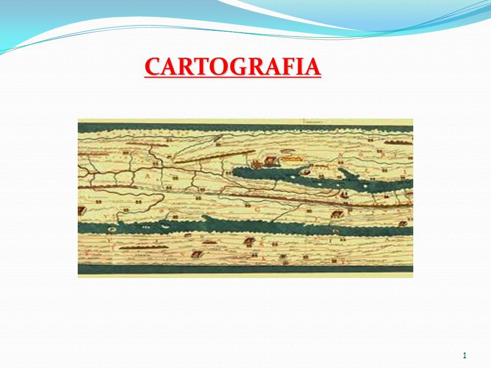 Tutto ciò che durante secoli di esplorazioni, di viaggi e di ricerche si è scoperto, determinato e misurato sulla superficie terrestre deve essere, per risultare utile, fissato graficamente per mezzo di disegni, cioè di particolari rappresentazioni della superficie terrestre, che sono appunto le carte geografiche.