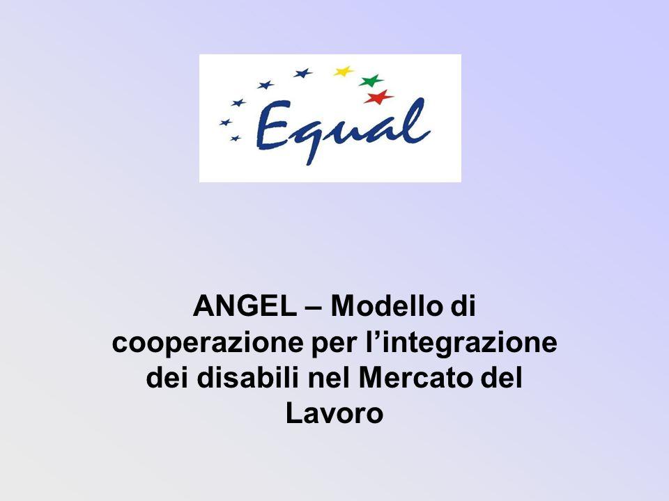 ANGEL – Modello di cooperazione per lintegrazione dei disabili nel Mercato del Lavoro