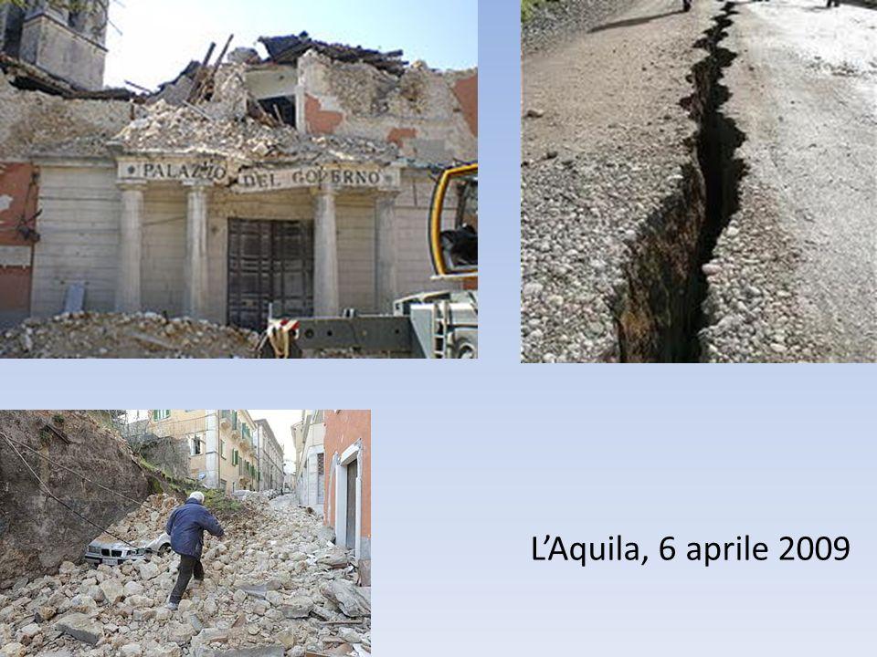 LAquila, 6 aprile 2009