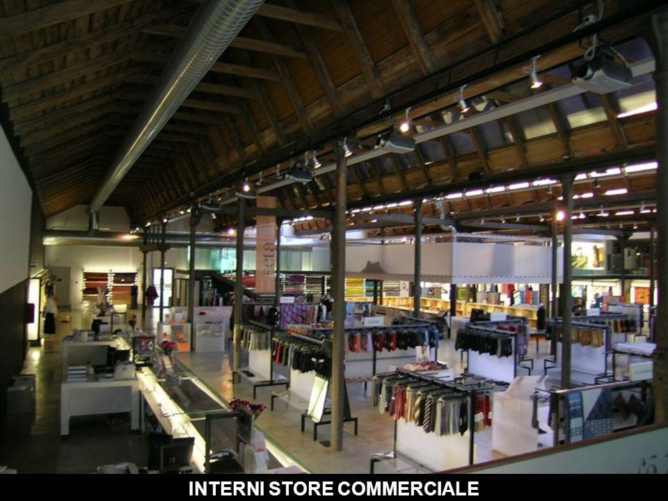 INTERNI STORE COMMERCIALE