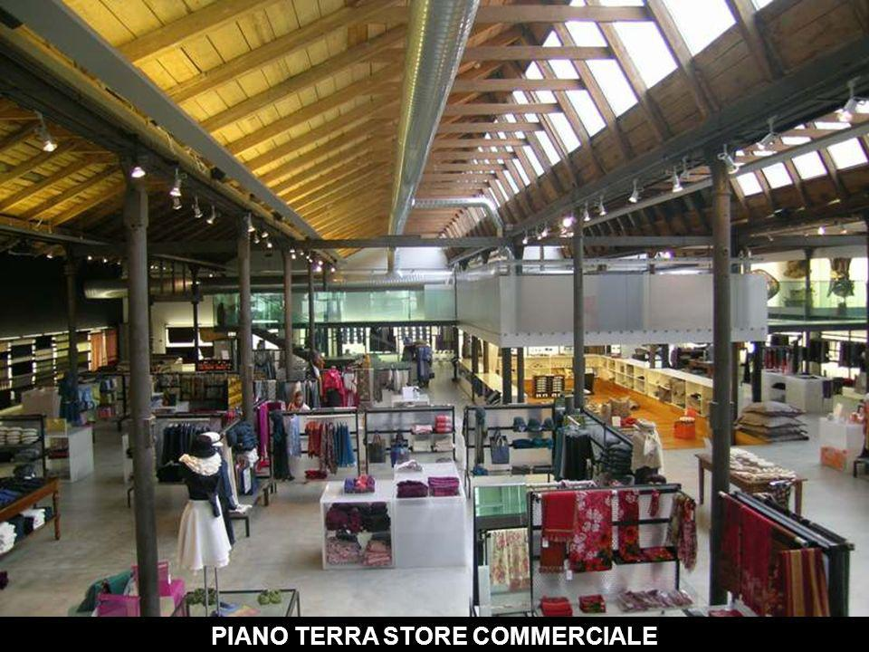 PIANO TERRA STORE COMMERCIALE