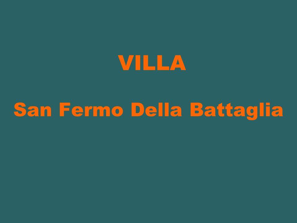VILLA San Fermo Della Battaglia