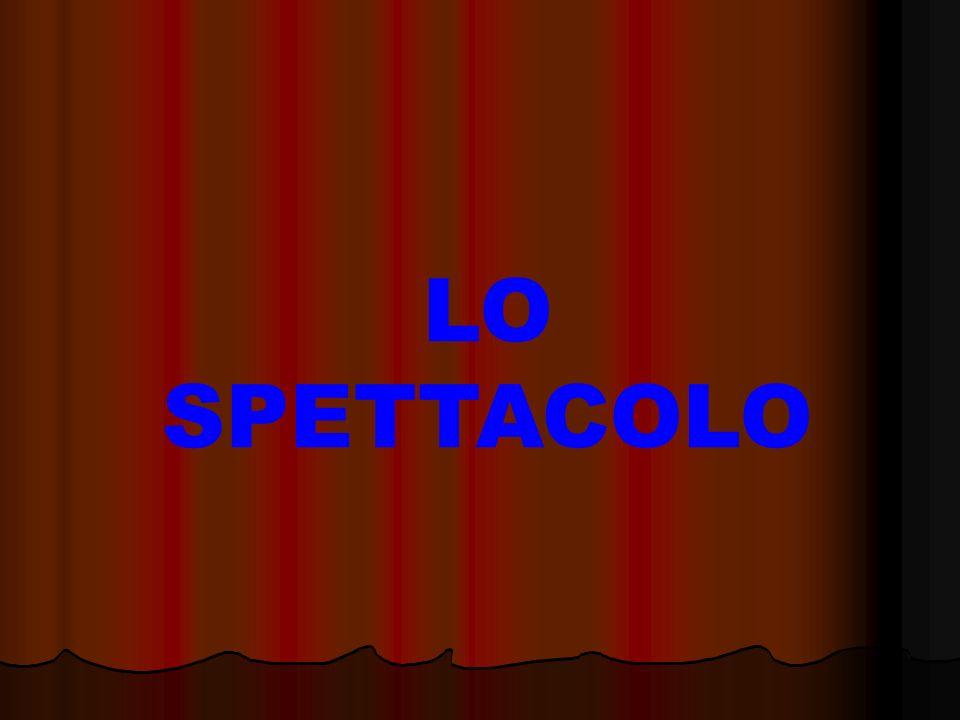 LO SPETTACOLO