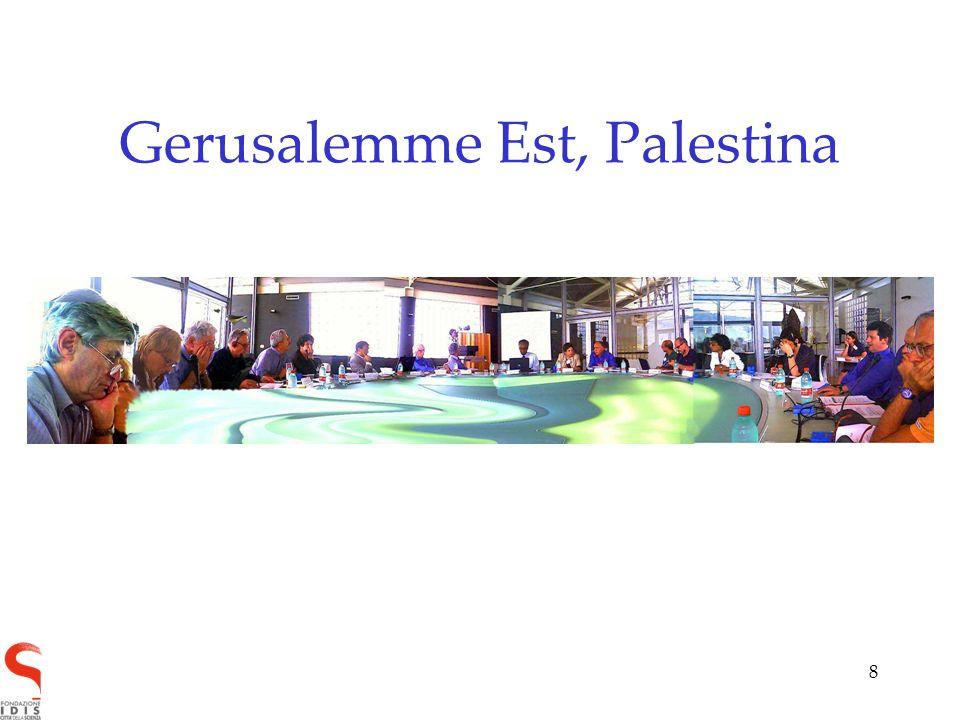 8 Gerusalemme Est, Palestina