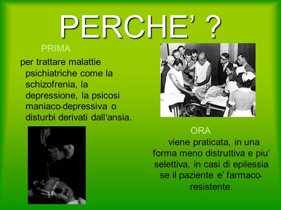 IDENTIKIT della prima lobotomia parziale QUANDO: 1890 CHI: Dr.