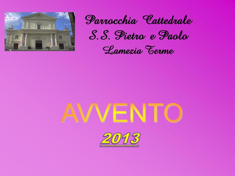 Parrocchia Cattedrale S.S. Pietro e Paolo Lamezia Terme