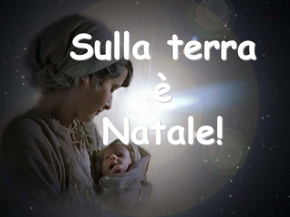 Natale, è la storia più bella.Gesù viene al mondo.