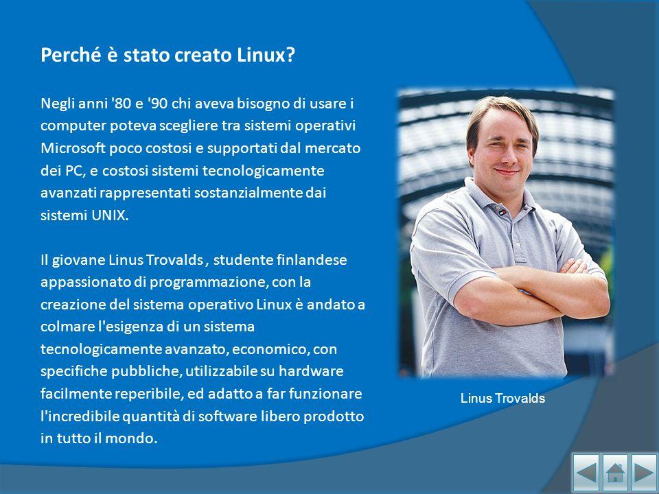 Linux è una famiglia di sistemi operativi per personal computer, aventi la caratteristica comune di utilizzare come nucleo il kernel Linux.
