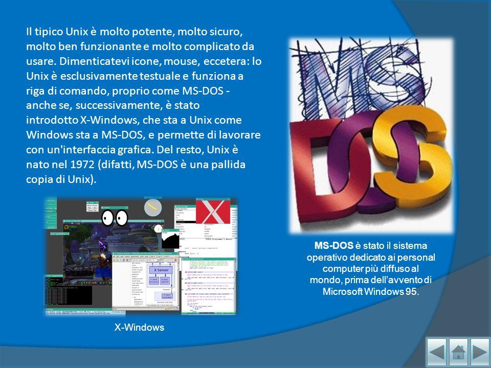COSA E UNIX.