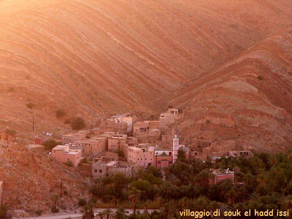 villaggio di souk el hadd issi