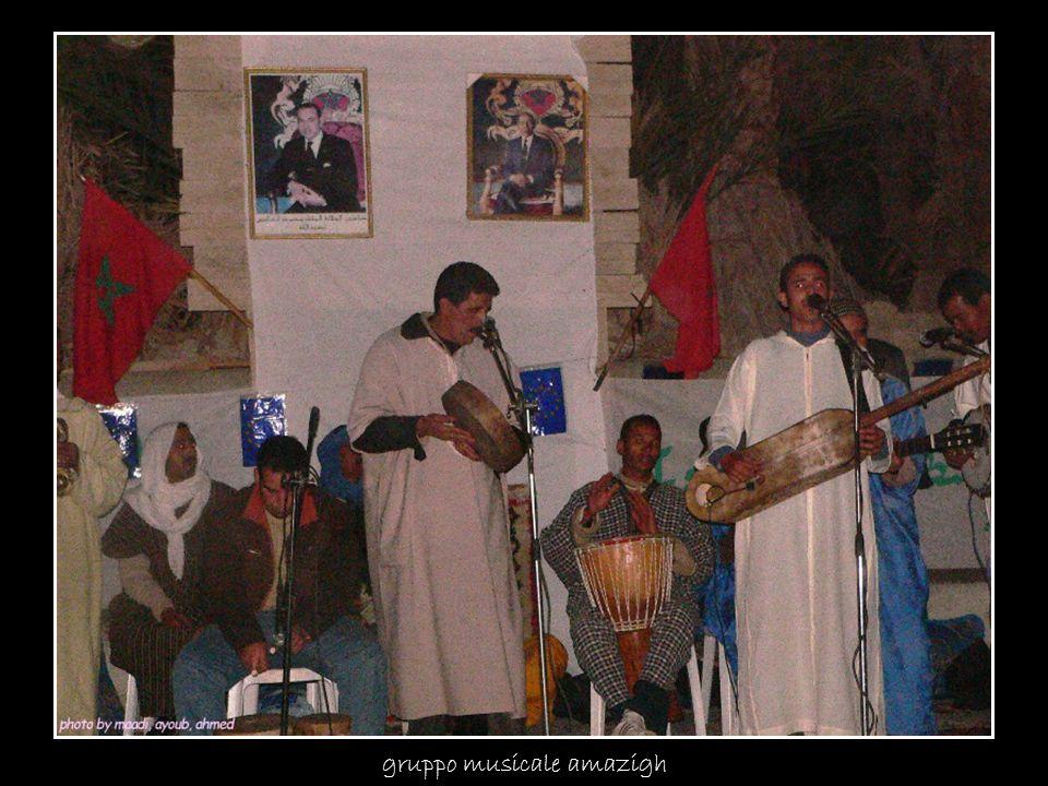 gruppo musicale amazigh