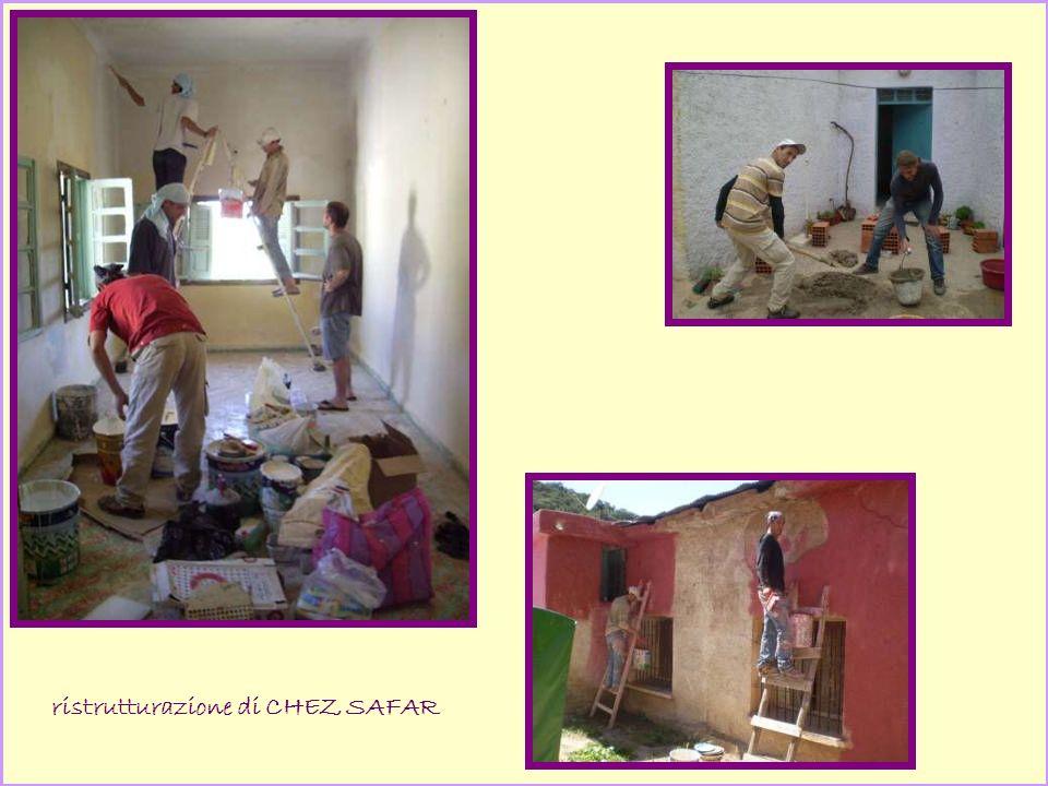 ristrutturazione di CHEZ SAFAR