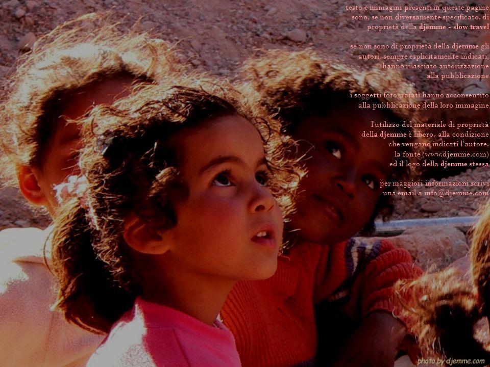 testo e immagini presenti in queste pagine sono, se non diversamente specificato, di proprietà della djemme - slow travel se non sono di proprietà della djemme gli autori, sempre esplicitamente indicati, hanno rilasciato autorizzazione alla pubblicazione i soggetti fotografati hanno acconsentito alla pubblicazione della loro immagine l utilizzo del materiale di proprietà della djemme è libero, alla condizione che vengano indicati lautore, la fonte (www.djemme.com) ed il logo della djemme stessa per maggiori informazioni scrivi una email a info@djemme.com