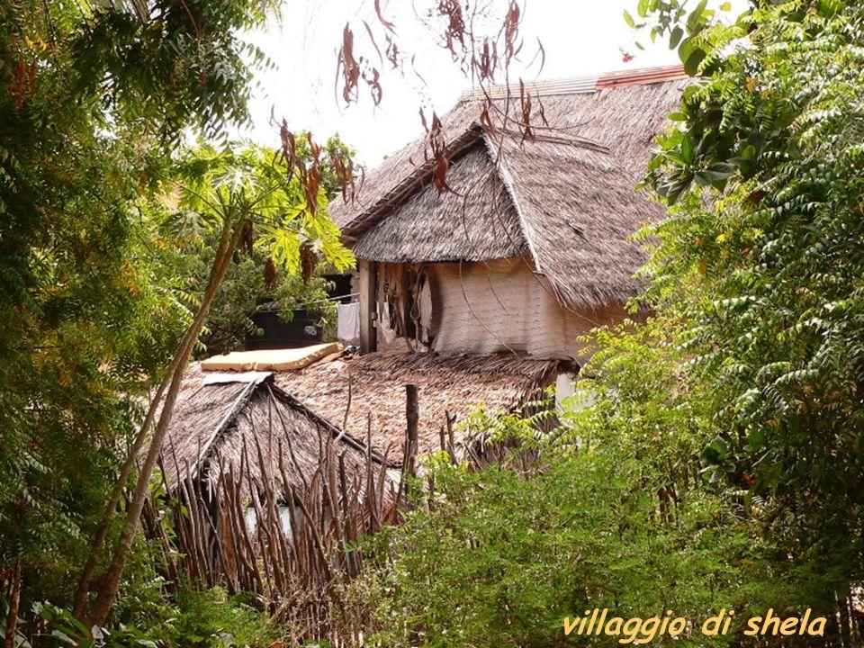 villaggio di shela