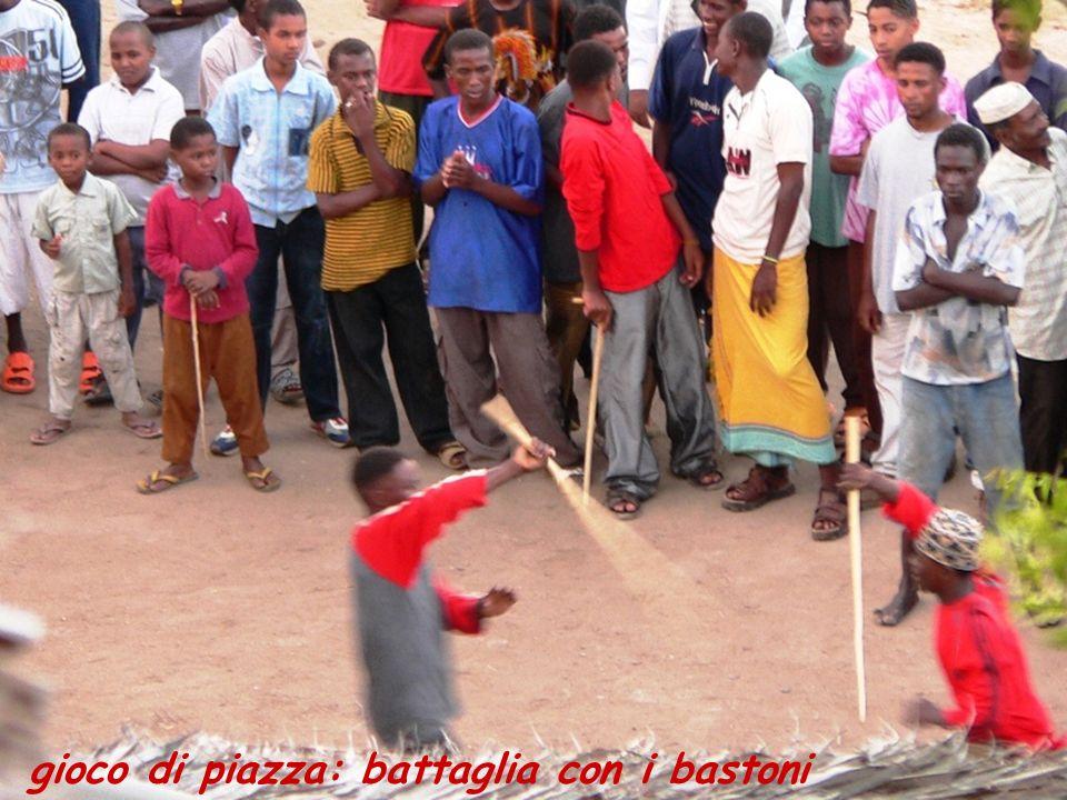 gioco di piazza: battaglia con i bastoni