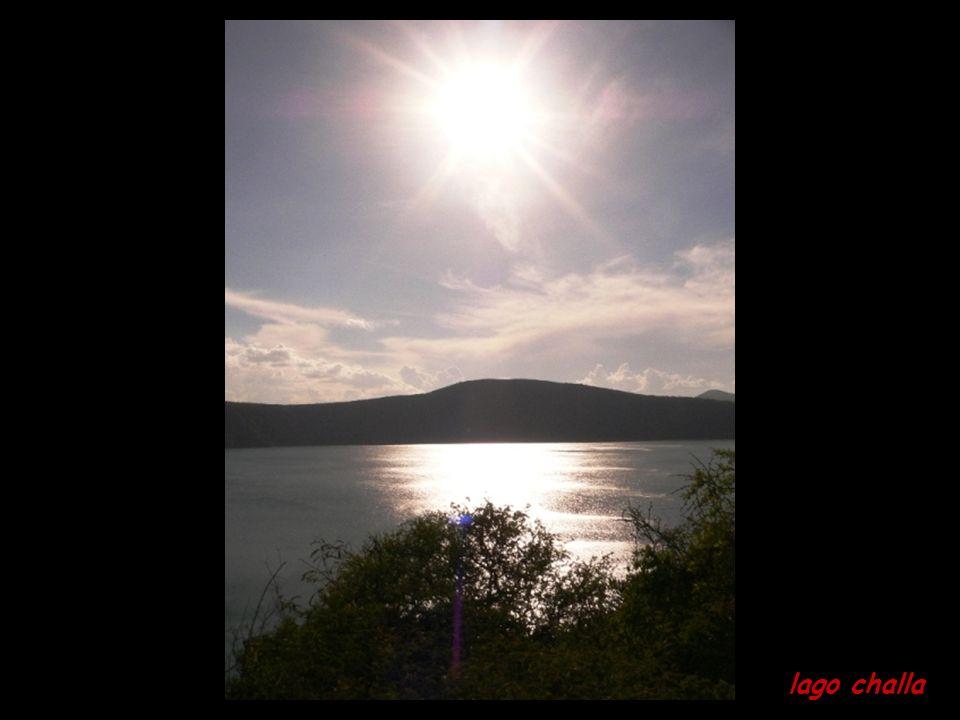 lago challa