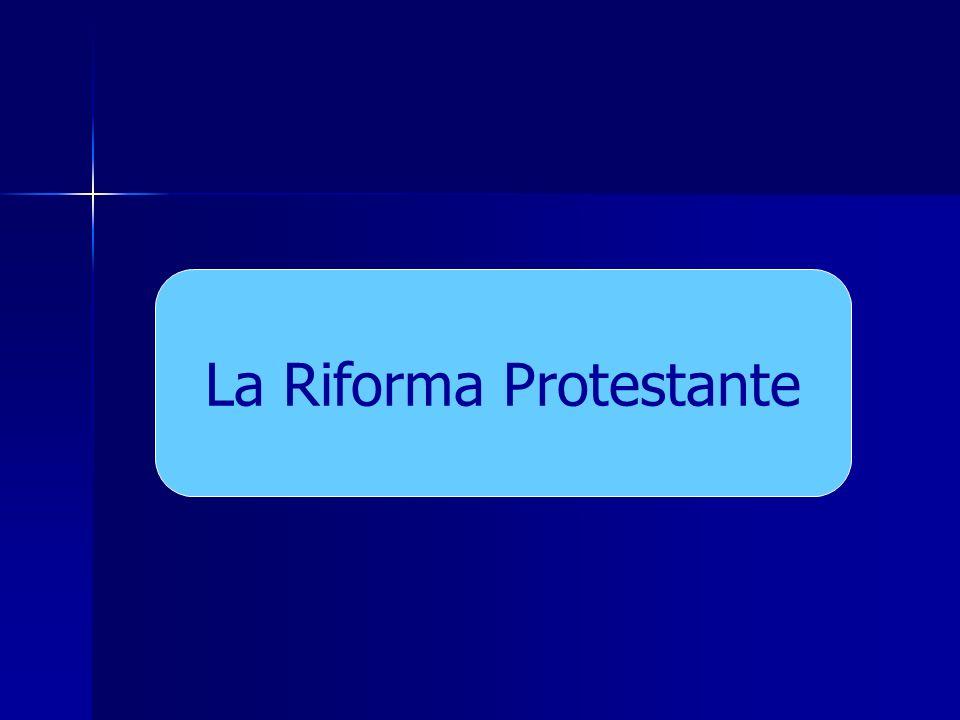 Le cause Corruzione della Chiesa di Roma Corruzione della Chiesa di Roma Nepotismo Nepotismo Vendita delle Indulgenze Vendita delle Indulgenze Costi enormi della chiesa di Roma Costi enormi della chiesa di Roma